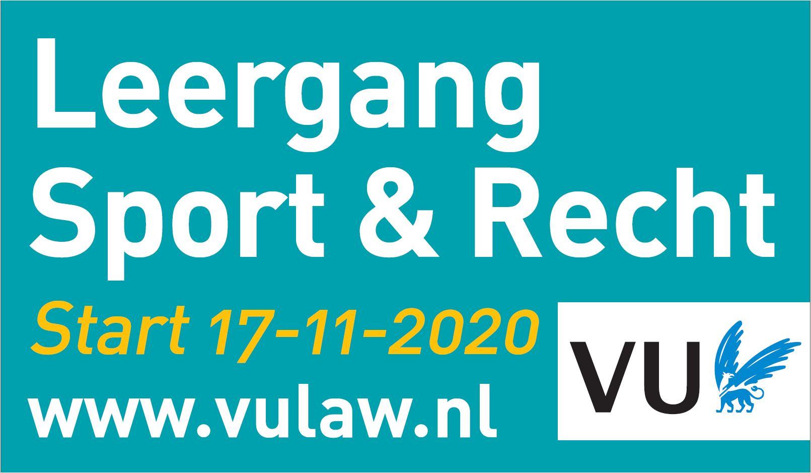 Leergang Sport & Recht