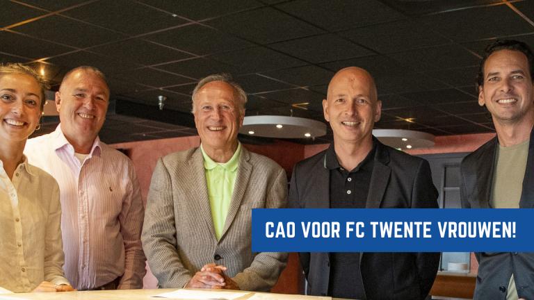 CAO voor FC Twente vrouwen